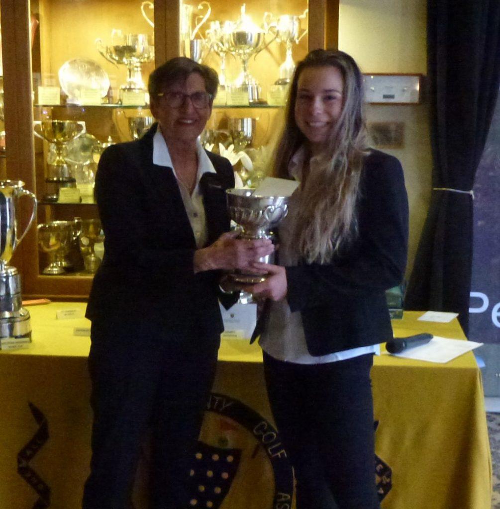 CLCGA Champion Runner Up Danielle Price